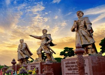 Thăm khu di tích Bạch Đằng Giang – Hải Phòng