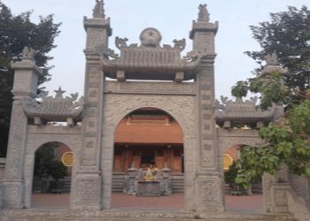 President Ho Chi Minh Temple