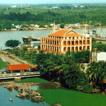 Bến Nhà Rồng – Di tích lịch sử Bảo tàng Hồ Chí Minh