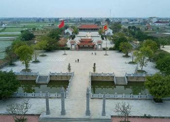 Khu tưởng niệm Vương Triều Mạc