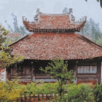 Đình Kim Sơn – Di tích cách mạng