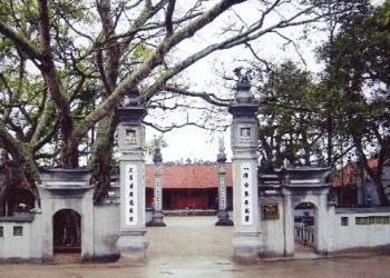 Tu Luong Xam temple – A historical relic