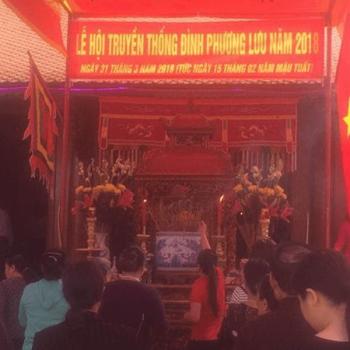 Phuong Luu temple