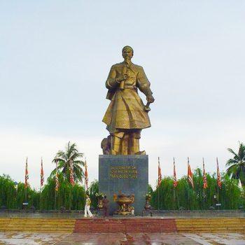 Hung Dao Dai Vuong Tran Quoc Tuan, outstanding national hero