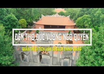 King Ngo Quyen Temple