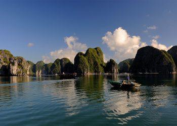 Vịnh Lan Hạ (Cát Bà) trở thành một trong những vịnh đẹp nhất thế giới