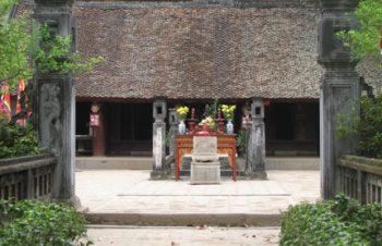 Đền thờ vua Lê Đại Hành tại cố đô Hoa Lư
