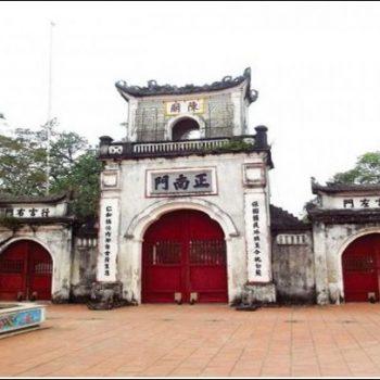 Đôi nét về Đền Trần Nam Định
