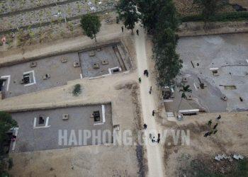 Phục dựng bãi cọc Cao Quỳ trở thành địa chỉ đỏ giáo dục truyền thống cách mạng