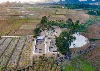 Dự án đầu tư xây dựng tuyến đường vào và Khu bảo tồn bãi cọc Cao Quỳ